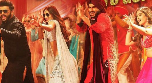 The Goggle Song (Mubarakan) - Arjun Kapoor, Ileana D'cruz, Athiya Shetty Full Song Lyrics HD Video