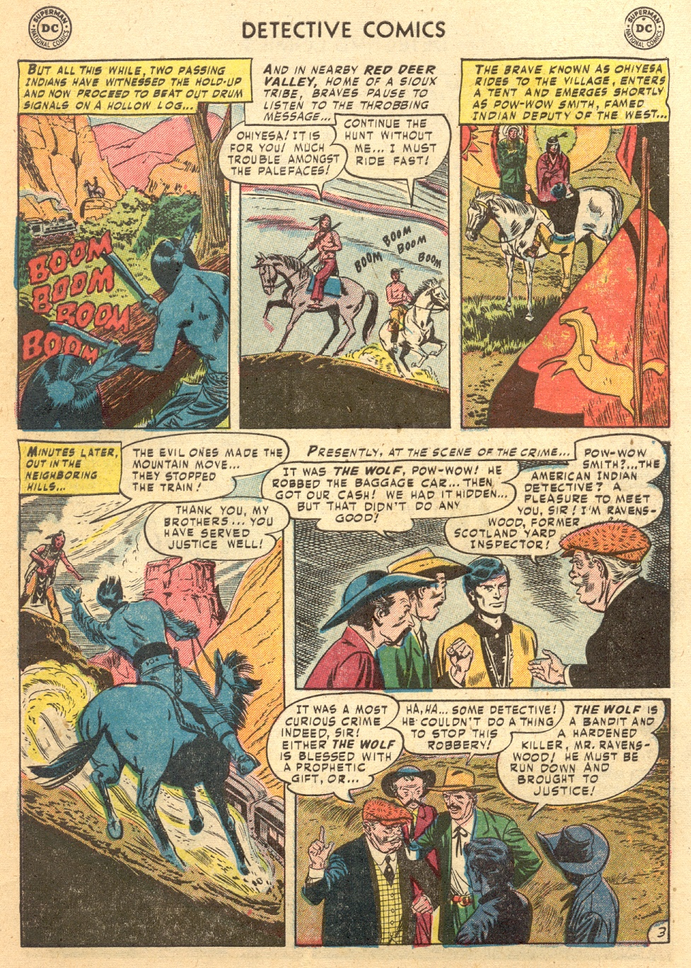 Read online Detective Comics (1937) comic -  Issue #187 - 37