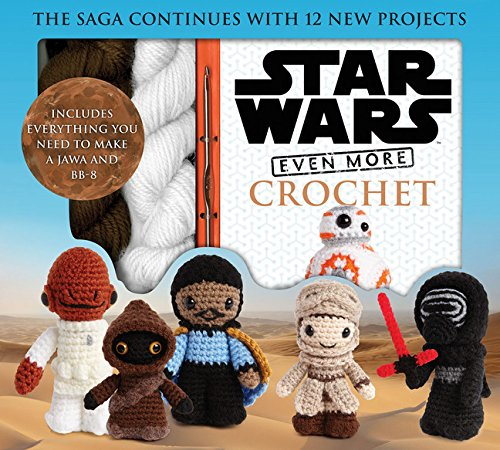 Crochet Patterns Star Wars : LucyRavenscar - Crochet Creatures: Star Wars Even More Crochet