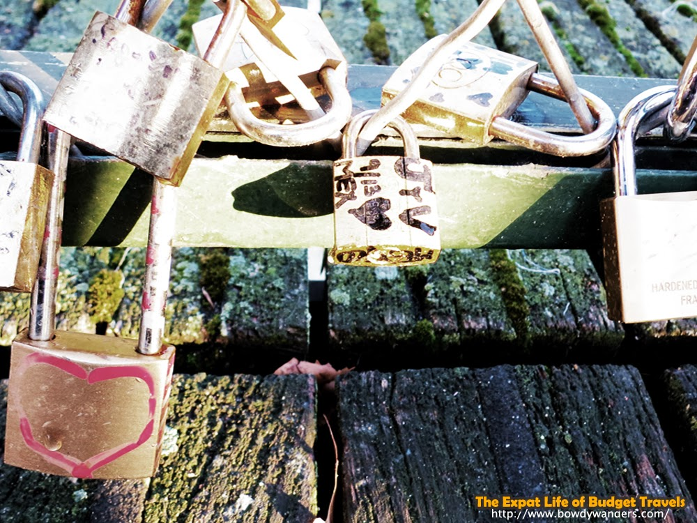 bowdywanders.com Singapore Travel Blog Philippines Photo :: France :: Unlock the Luck in France: Paris Love Locks