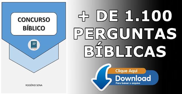 1100 Perguntas biblicas