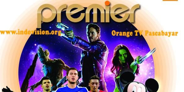 Cara Berlangganan Orange TV Postpaid Premier (Pascabayar)