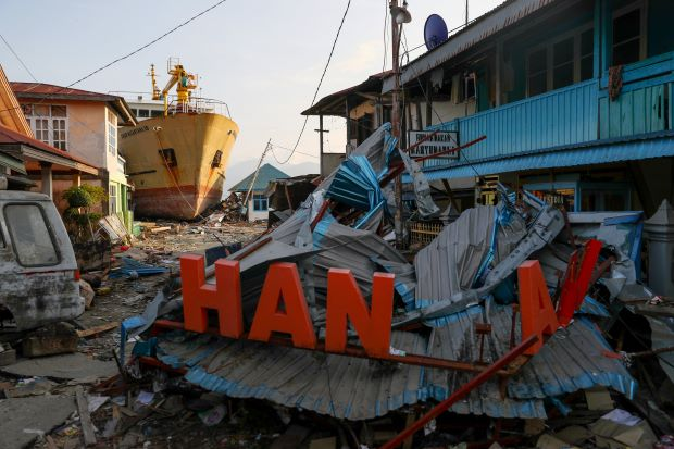 Ilmuan: Seharusnya Tidak Ada Tsunami di Palu dan Donggal Karena Gempa Ini Tidak Wajar