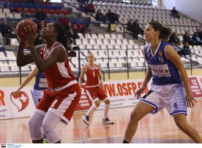 Συνεχίζουν αήττητες οι γυναίκες του Ολυμπιακού- Δημητράκου: «Μετά από κάθε ματς σκέφτεσαι το επόμενο»-Φωτορεπορτάζ από την άνετη επικράτηση επί της Νίκης Λευκάδας