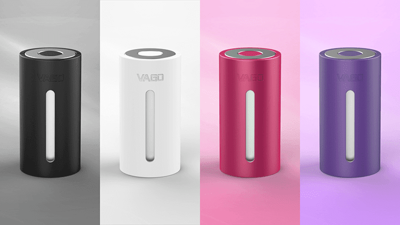 VAGO in different colors