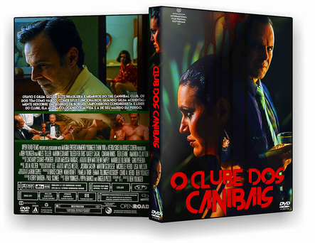 CAPA DVD – O CLUBE DOS CANIBAIS 2019 – ISO