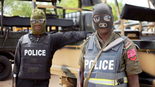 Police killed Militant & Rescued Abducted four British in Delta State
