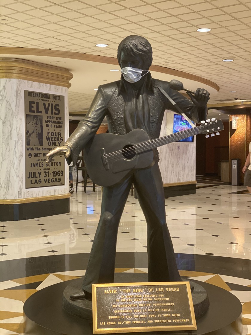 ELVIS PRESLEY STATUES AROUND THE WORLD