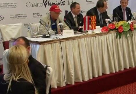 Ο Niki Lauda λατρεύει τον μουσακά [Video]