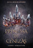 Princesa de cenizas 1, Laura Sebastian