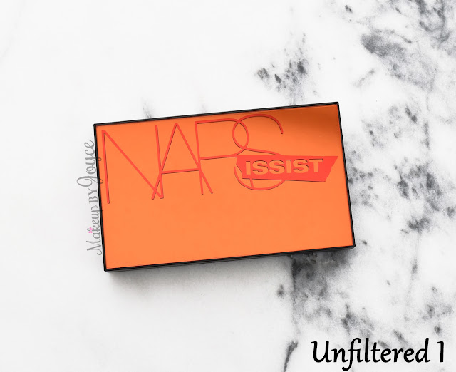 NARS Unfiltered I Cheek Blush Palette Review
