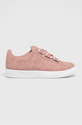Answear - Pantofi de vara sport din piele eco intoarsa