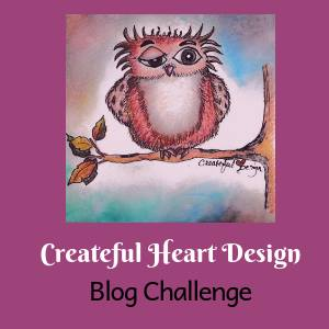 Createful heart blog challenge