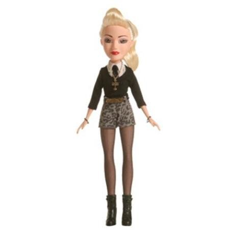 Muñeca o figura de acción con increíble parecido  Gwen Stefani