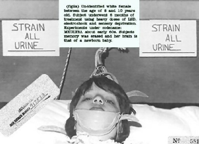 10 Real Victims Of The CIA's MKULTRA Program