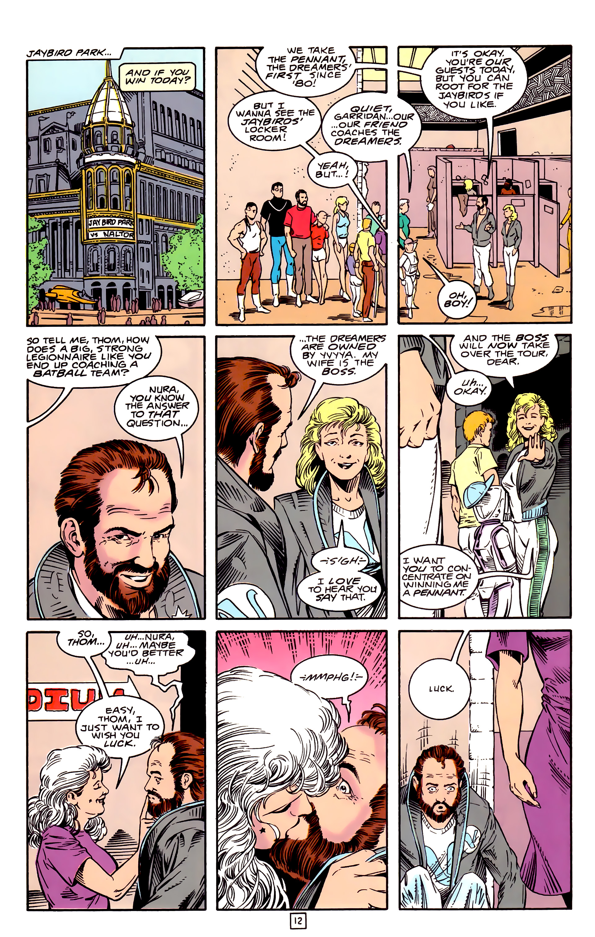 Legion of Super-Heroes (1989) _Annual_3 Page 39