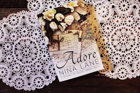 REVIEW: Adore by Nina Lane