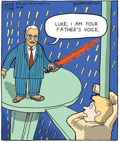 luke i am your father