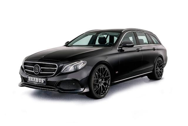 Modifikasi Mercedes E-Class