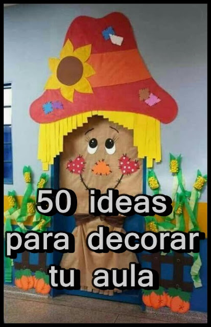 Soy docente maestro y profesor 50 ideas para decorar tu - Ideas para decorar una pared de salon ...