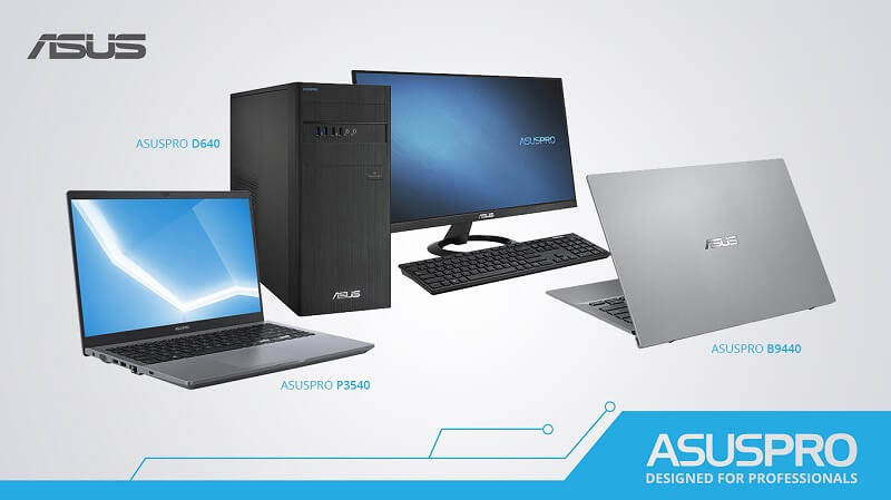 ASUSPRO Amplifies its Commercial Device Portfolio this 2019