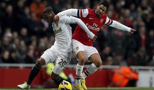 Prediksi Arsenal vs Swansea City Liga Inggris