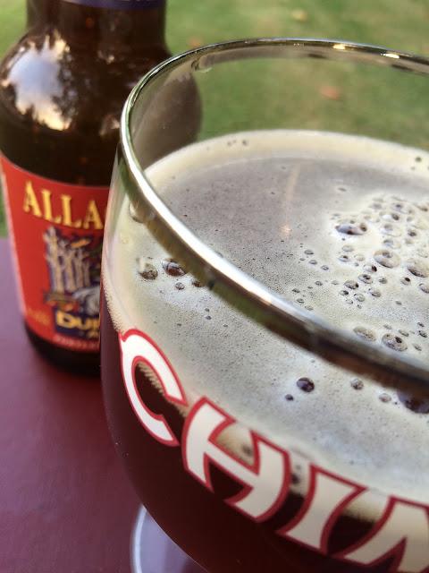Allagash Dubbel Ale 2