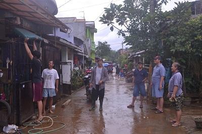 Korban Banjir Perum BSI Butuh Bantuan