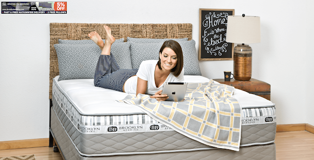 Brooklyn Bedding Promo Code Banner