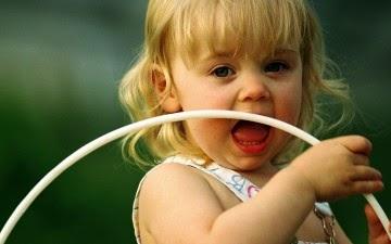 Gambar bayi perempuan paling imut dan lucu banget