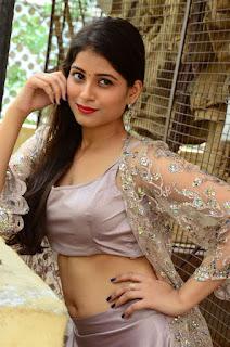 Twinkle Agarwal at Gurthukostunnayi Movie Opening