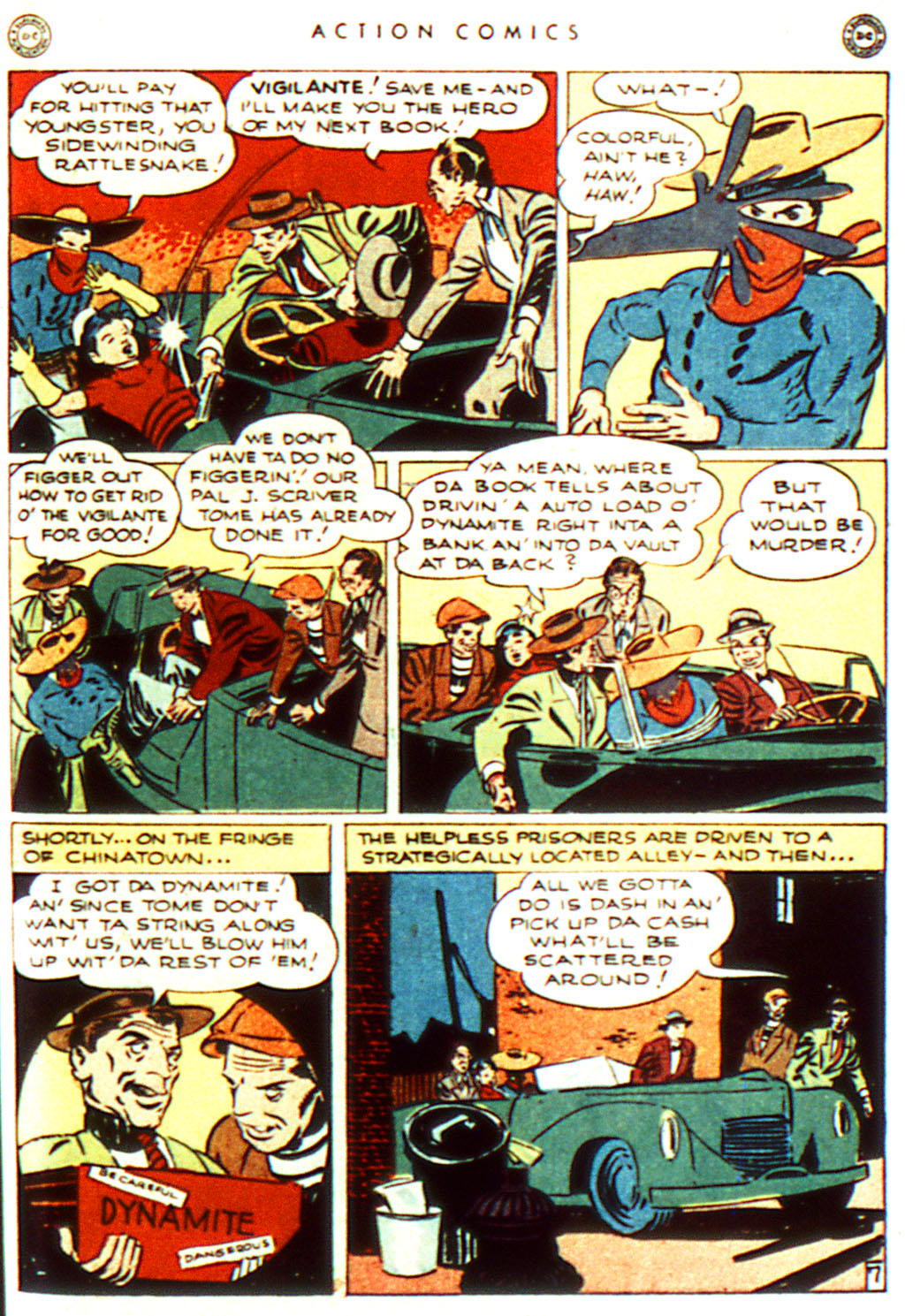 Read online Action Comics (1938) comic -  Issue #100 - 39