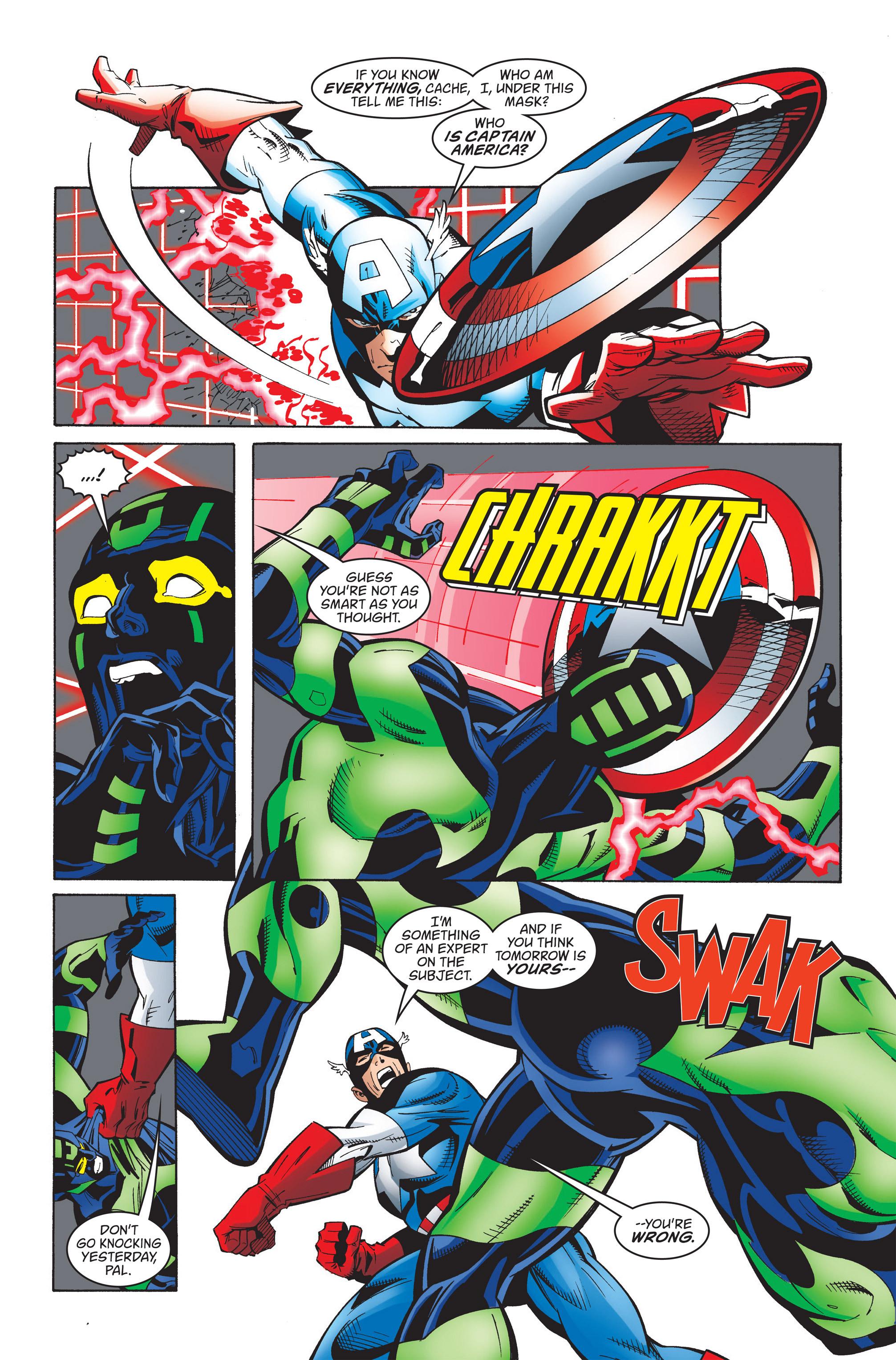 Captain America (1998) Issue #34 #40 - English 20