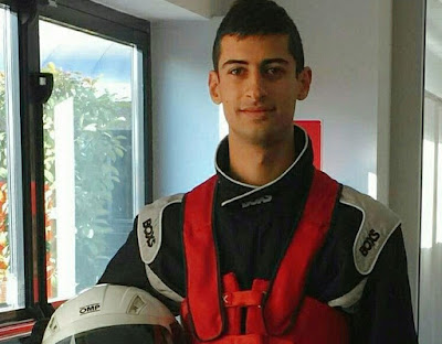 Driver Corrado Rizza