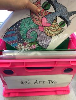 Art Sub Tub