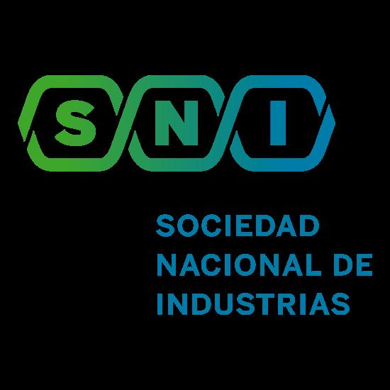Logo Sociedad Nacional de Industrias - Auspiciador III Congreso Internacional de la Industria Plástica, Lima, Perú, abril 2020