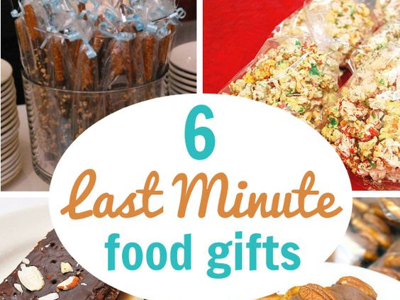 3 Days to Christmas Countdown! - 6 Last Minute Food Gifts