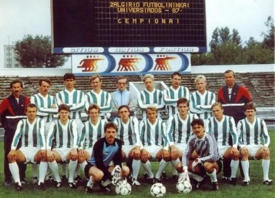 Vilniaus Žalgiris 1987