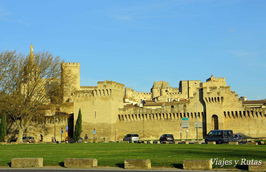 Muralla de Avignon
