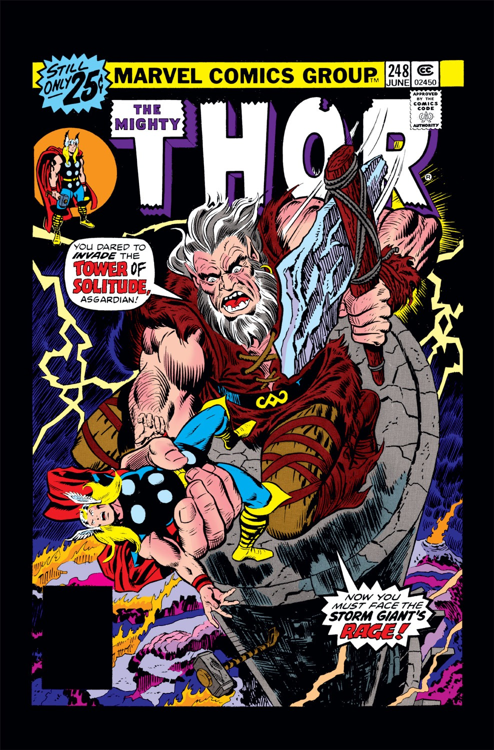 Thor (1966) 248 Page 1