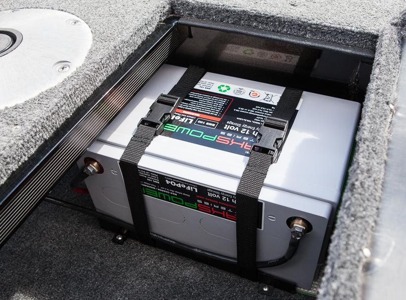 LiFePo4 utklasser AGM og GEL batterier Makspower batteri