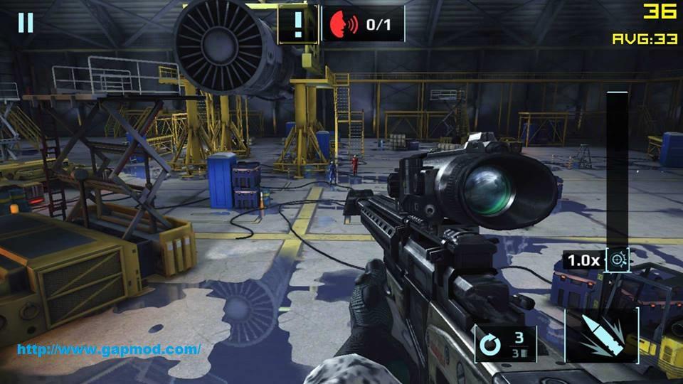 Sniper fury apk data