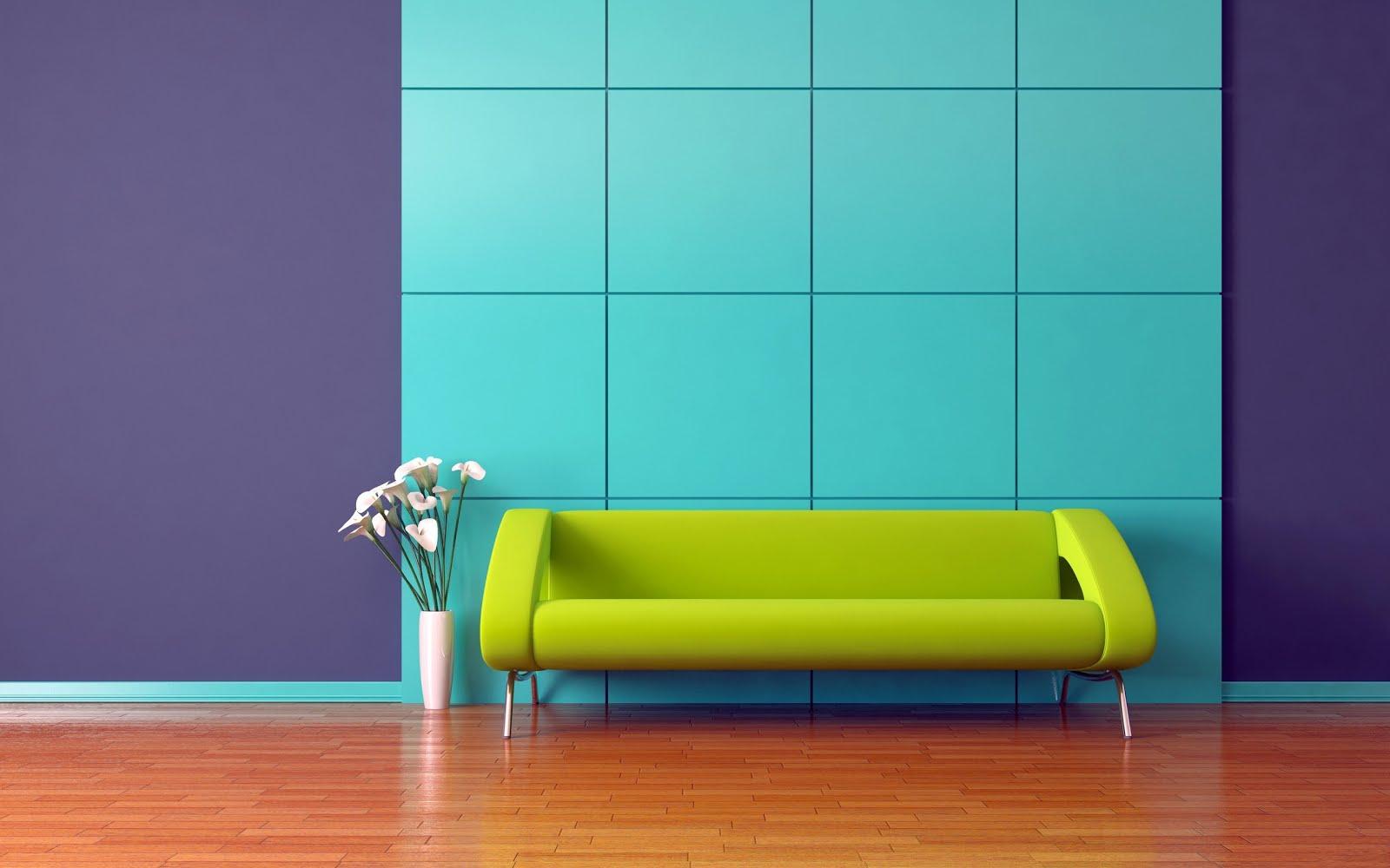 5 Kombinasi Warna Interior Rumah Modern Selain Putih