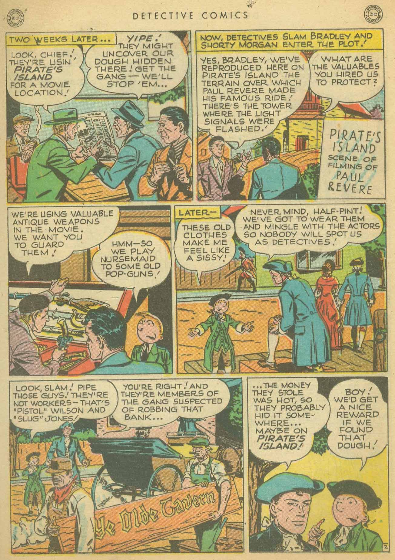 Detective Comics (1937) issue 127 - Page 17