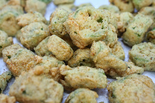 Ranch Fried Okra