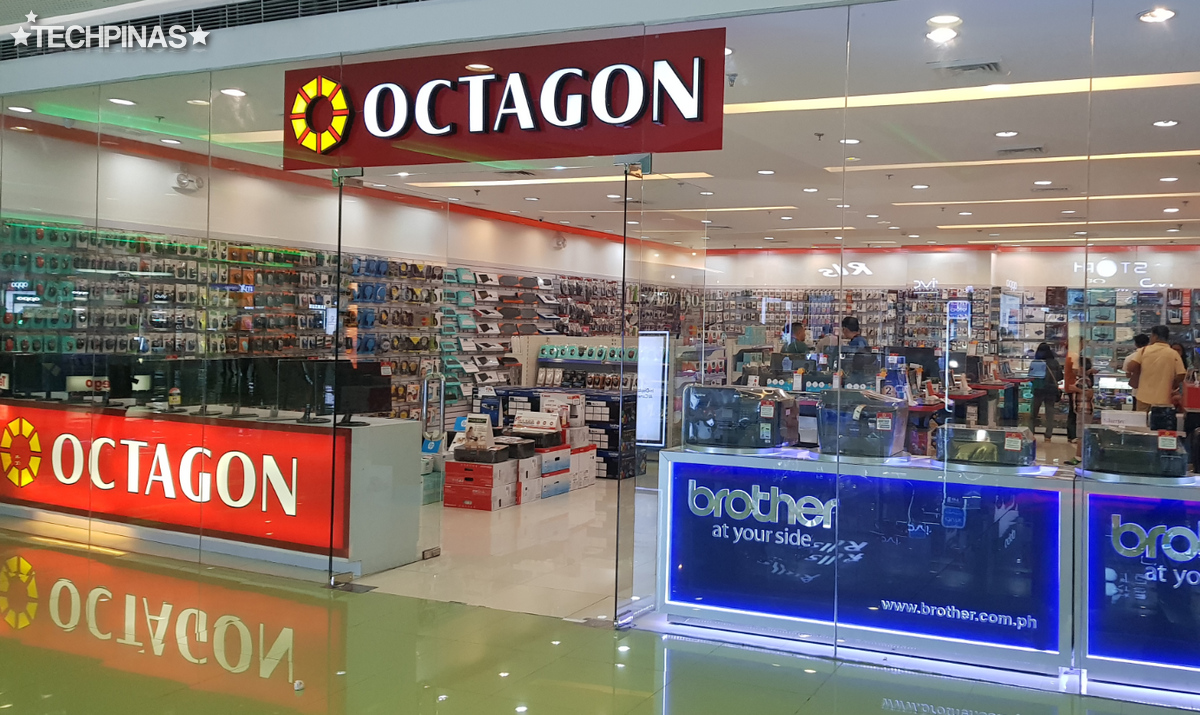 SM City Sucat, SM Cyberzone, Octagon Philippines