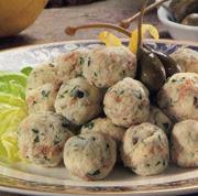 Ricetta antipasti ballotte piemontesi ricettando cucinando for Ricette piemontesi