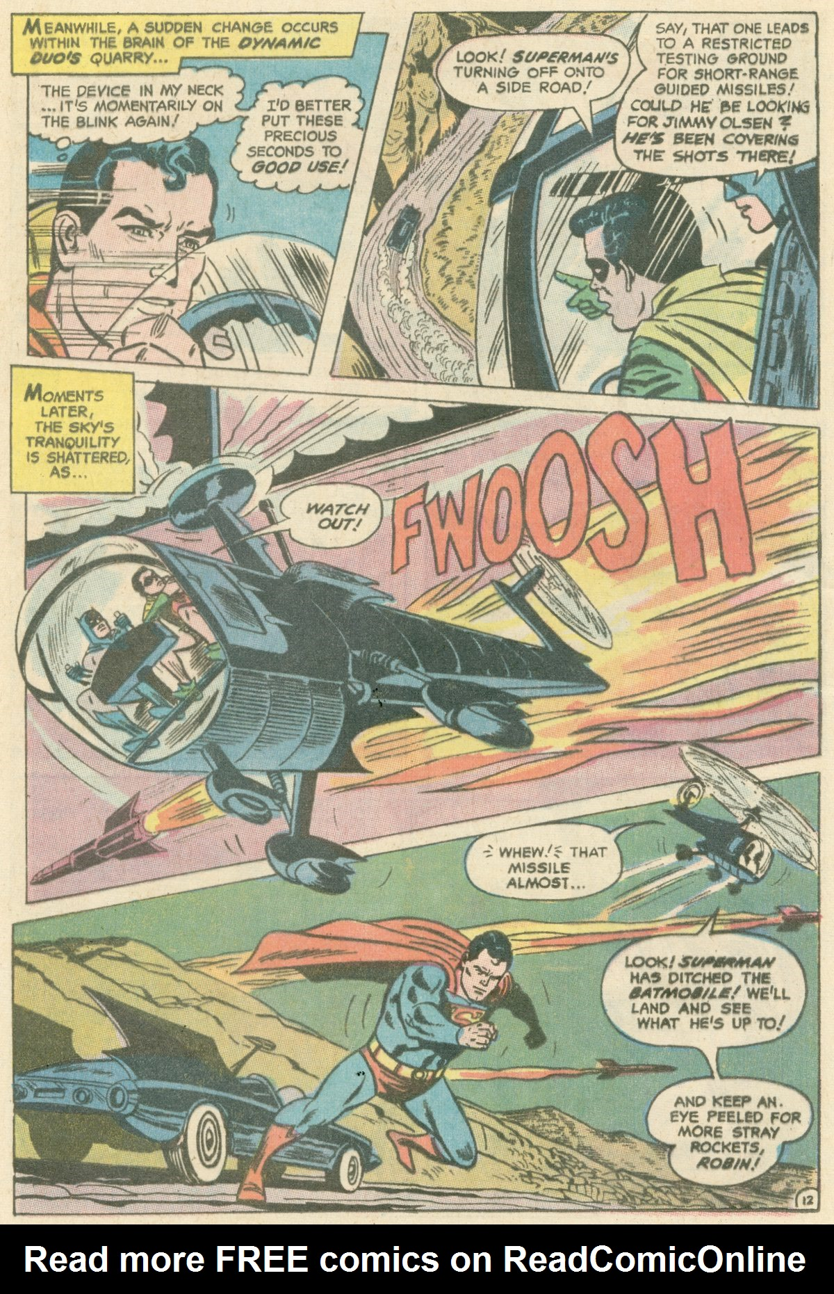 Read online World's Finest Comics comic -  Issue #180 - 16