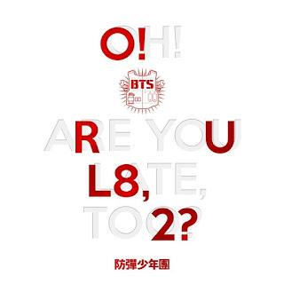 BTS - O!RUL8.2? Albümü