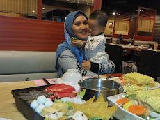 Makan Time @ Natural Kitchen, Suria Sabah